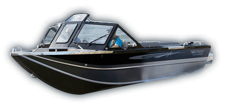 Welded Aluminum Boats - Northwest Boats