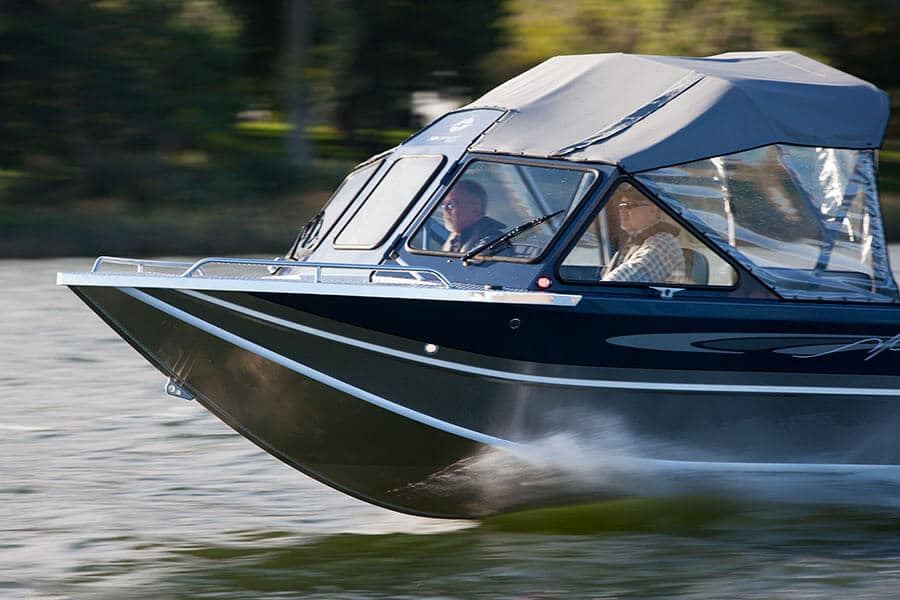 206 Freedom Outboard Northwest Boats