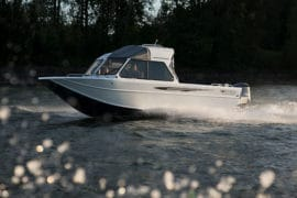 208 218 228 Lightning Outboard Northwest Boats
