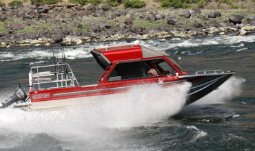 22/24 Signature Inboard - Northwest Boats