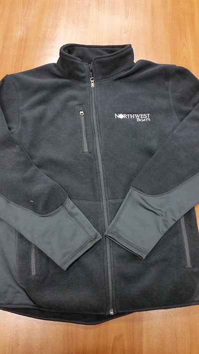 Full Zip Fleece Jacket photo