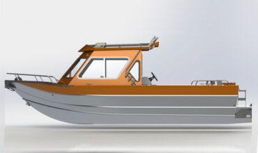 24 Signature Outboard